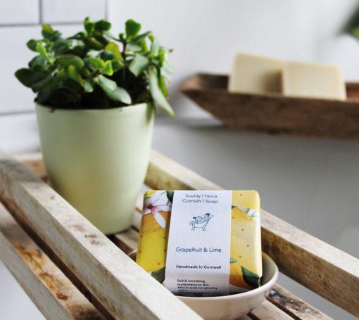 Grapefruit & Lime Soap