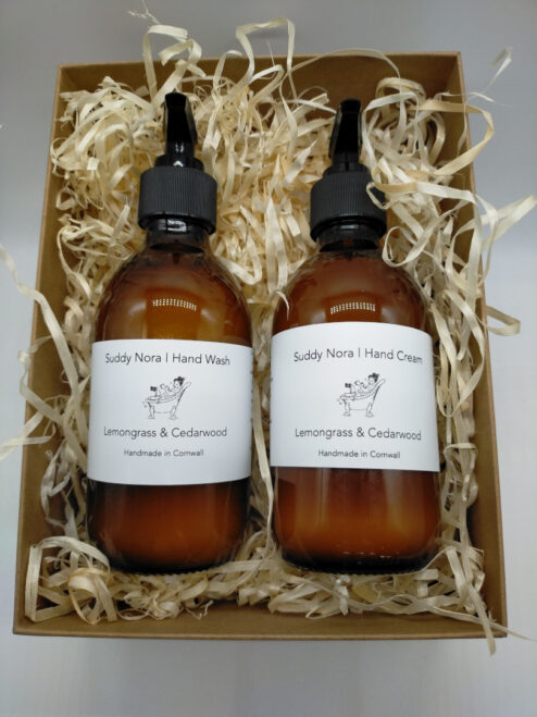 Lemongrass & Cedarwood Pair Gift Box